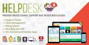 banner 300x152 - اسکریپت مدیریت تیکت و پشتیبانی HelpDesk 3 نسخه 3.1.1