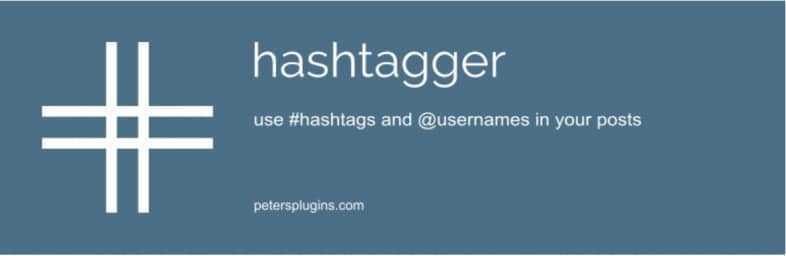 استفاده از هشتگ در وردپرس با افزونه Hashtagger