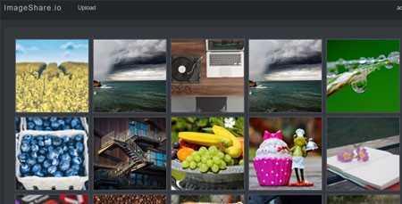imageshare imgur clone - اسکریپت آپلود عکس و اشتراک گذاری تصاویر imgshare