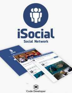 social network platform 230x300 - اسکریپت راه اندازی شبکه اجتماعی iSocial