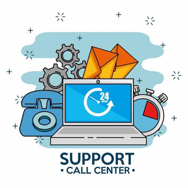 اسکریپت Support Center سیستم تیکتی حرفه ای برای PHP نسخه ۲/۷/۰