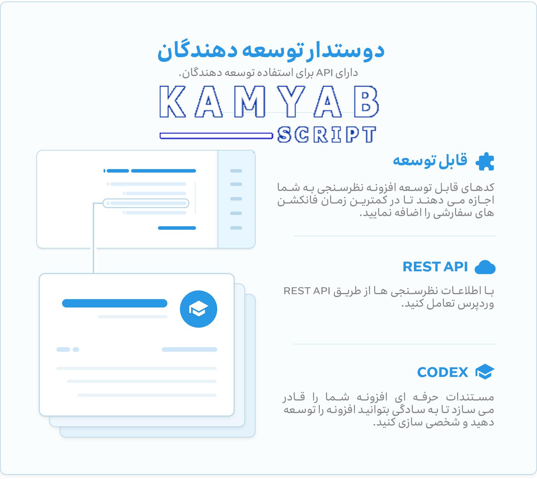 TotalPoll kamyabscript.ir cover8 - افزونه فارسی TotalPoll Pro ایجاد نظرسنجی پیشرفته در وردپرس نسخه 4.1.5