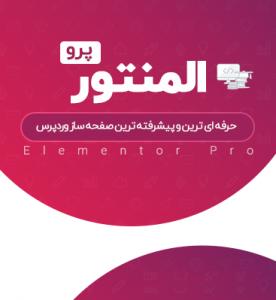 افزونه صفحه ساز پیشرفته Elementor Pro
