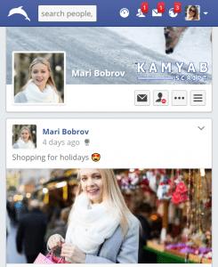 اسکریپت phpSocial ایجاد شبکه اجتماعی مشابه فیسبوک