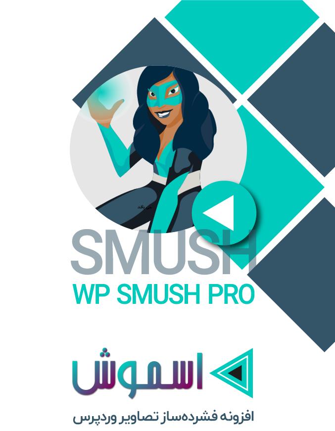 Smush Pro plugin Kamyab Script.ir  - افزونه فشرده سازی تصاویر WP Smush Pro فارسی